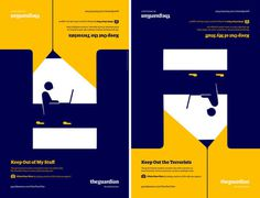 The Guardian Begins American Ad Campaign - NYTimes.com #advert