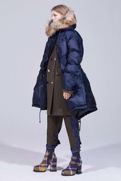 Sacai Pre-Fall 2018 Lookbook - The Impression, Fashion News