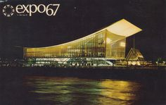 Pavilion of the Soviet Union at Expo '67 Montreal, Quebec | Flickr Photo Sharing! #expo #montreal #world #fair #67