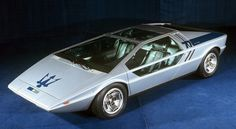 Bertone 09 #industrial #retro #car #bertone