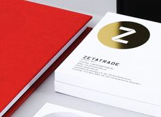 Zetatrade corporate Identity #corporate #identity
