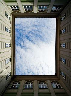 CFDA's {FASHION INCUBATOR} #architecture #photography #sky