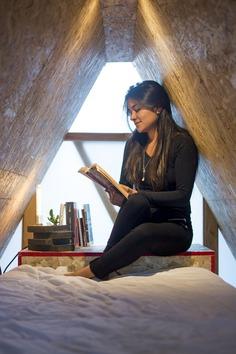 Tiny A-Frame House with a Low-Impact Design: Casa Parasito