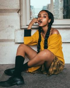 Vibrant Fashion and Street Style Photography by Kalonji Allmond