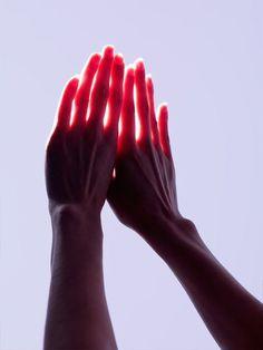 #hand #light