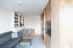 Wood Box Apartment