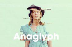 Anaglyph / Glitch Photo FX by devotchkah