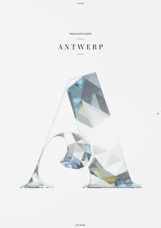 Horse (Illustration) on Behance #antwerp #diamond #typography