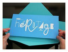 Hardcuore © Breno Pineschi #type #print #blue #typography