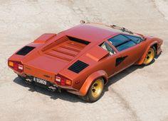 Original 1979 Lamborghini Countach for Sale6 #italian #lamborghini #1979 #car #countach