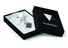Base: Arrow White Shirt   Identity, packaging and communication strategy