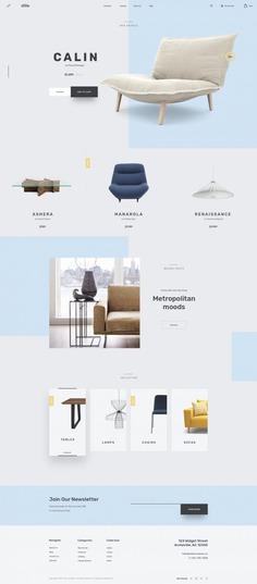 Stile Theme – Homepage