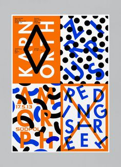 Feixen: Design By Felix #poster
