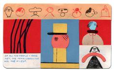 Edward Cheverton | PICDIT #collage #design #art