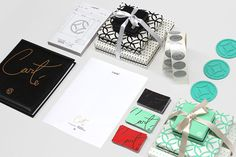 Carté Stationary #business #stationary #cards #branding