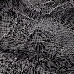 Geometric Texture #pattern #texture #grid #mesh