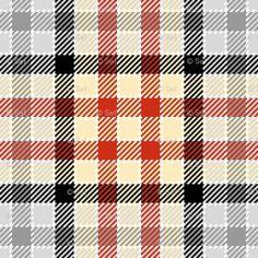 plaid #plaid #red #black #grey