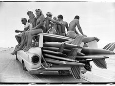 Black and White Photography by Al Satterwhite #inspiration #white #black #photography #and