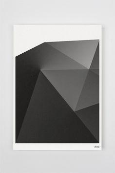 Graphic Porn #geometric poster