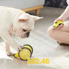 Wireless #Remote #Control #Car #Pet #Toy #USB #Charging #from #Xiaomi #youpin #- #YELLOW