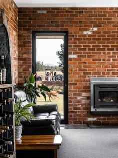 living room / John McAuley Architecture