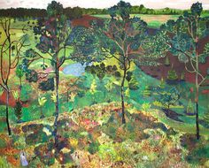 sophia heymans #nature #landscape #painting
