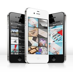 Behance Network Official iPhone App #behance #mobile