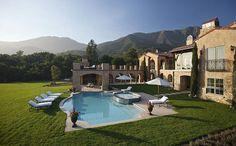 Hauntingly Beautiful Estate NearSanta Barbara Reviving a Sense Of Awe #house #luxurious #dream #home #architecture #estate