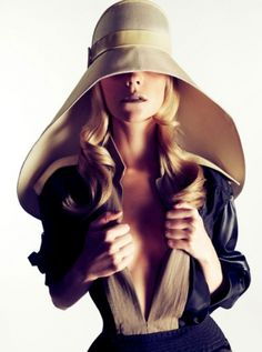Merde! - giarne: Heather Marks | Madame Figaro March... #fashion #photography