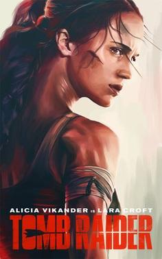 Tomb Raider by Victoria Nell
