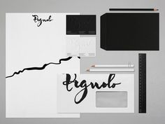 Graphic design(Pignolo Branding, via visualgraphic) #design #graphic