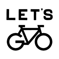 Typeverything.com - Buy this print: Let's Go by... - Typeverything #bicycle #couchman #go #lets #bryan #typography