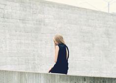Das Geniale im Minimalen: Die Sommer 2013 Kollektion von Titania Inglis aus Brooklyn #fashion #women #photography
