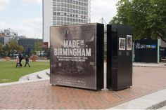 Made in Birmingham #handcrafted #lettering #design #graphic #quality #technical #typography
