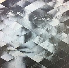 Ubique.e #collage #girl