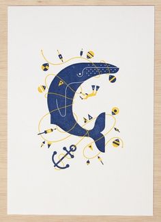 always with honor #screenprint #whale #radiolab #always with honor