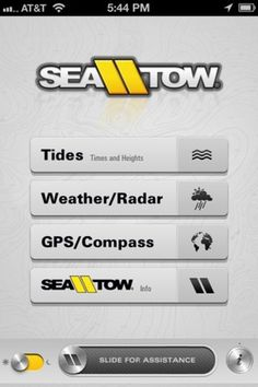 App Store - Sea Tow #iphone #app #mobile
