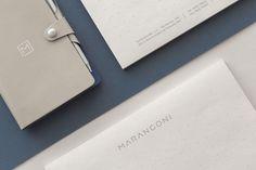 MARANGONI / LOGO DESIGN & BRANDING #Stationery #Business #Cards #Brand #Logo #Letterhead #Envelope #Lettering #Logotype