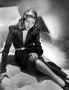 Lauren Bacall Greeting Card for Sale by Unknown