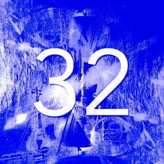 32 xe2x80x94 A New Mixtape xe2x80x94 I turned #type #blue #typography