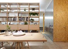 TAOA Studio by Tao Lei Architecture Studio #interior #minimalist #design #minimal