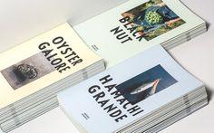 BOOKAZINE – BÜRO SCHRAMM FÜR GESTALTUNG UND MARGARETE #layout #print #magazine #typo
