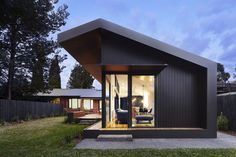 Journey House by Nic Owen Architects