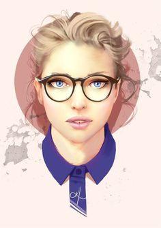 Karl liversidge girls #sexy #illustration #girls