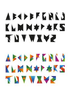 Thread Typeface by HorSujet // http://www.horsujet.com/perdre-le-fil-thread-typeface/ #graphic design #typography #horsujet