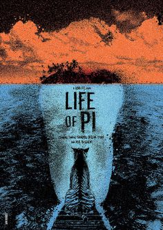 Life of Pi Movie Poster #movie #poster