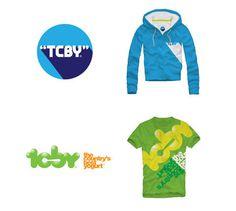 Tcby - TheDieline.com - Package Design Blog #logo #branding