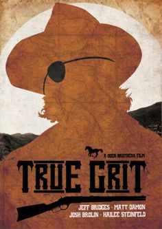 True Grit on yay!everyday #poster