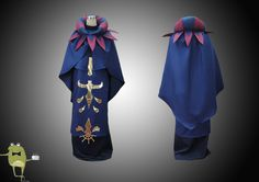 Fate/Zero Bluebeard Caster Cosplay Costume #costume #caster #bluebeard #cosplay