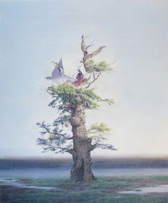 Tristram Lansdowne « PICDIT #painting #art